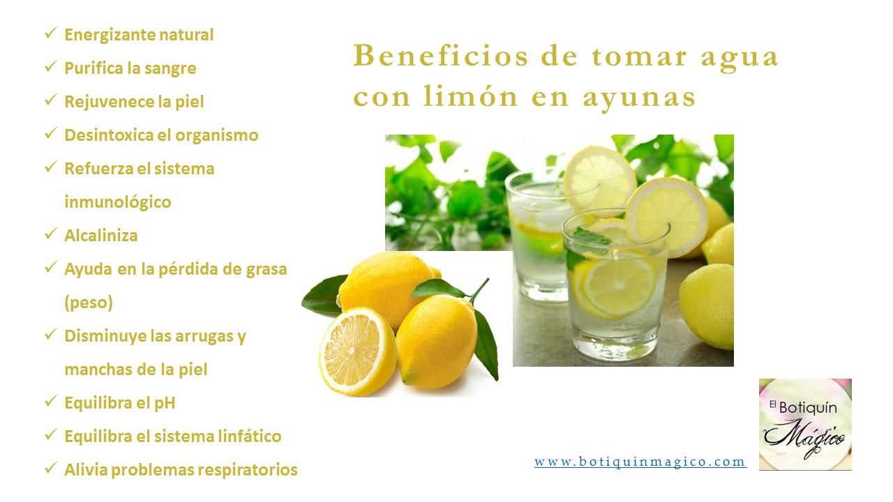 Beneficios del agua tibia con limon para adelgazar